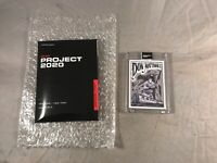 2020 TOPPS PROJECT #95 1984 DON MATTINGLY by MISTER CARTOON in BOX