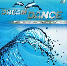 Dream Dance Vol. 36 - 2CDs Neu Dj Shog Marcel Woods Pulsedriver Odin Marcos