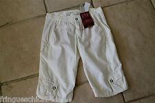 bermuda été coton blanc FREEMANT T PORTER brisbane T 40-42 (31)   NEUF ÉTIQUETTE