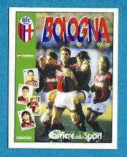 BOLOGNA 96-97 -Ediland- Figurina-Sticker n. 43 - ALBUM TUTTO BOLOGNA 94-95 -New
