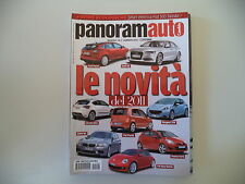 PANORAMA AUTO 1/2011 CITROEN C4/FIAT 500 TWINAIR/MITSUBISHI ASX/SHARAN/VOLVO C30