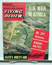 Feb 1962 ROYAL AIR FORCE FLYING REVIEW Magazine