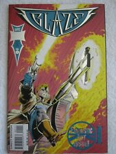 Blaze #1, Direct Edition, Mint, Marvel, 1994