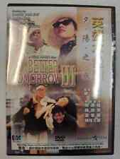 A Better Tomorrow III Tsui Hark Chow Yun Fat All Region Brand New OOP DVD RARE!!