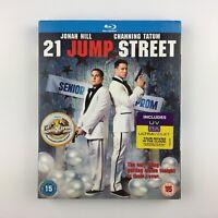 21 Jump Street (Blu-ray, 2012) s