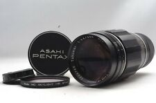@ Ship in 24 Hours! @ Excellent! @ Pentax Takumar 200mm f3.5 M42 Telephoto Lens