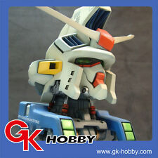 023 G-System Recast 1:35 RX-78 GP02 Gundam Bust Head with Base and LED System
