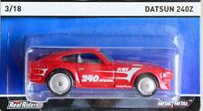 Hot Wheels Real Rider Datsun 240Z ....