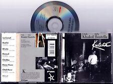 CHEB KHALED SATY BOUTELLA - Kutché (Algeria) 1998 CD RARE Import France
