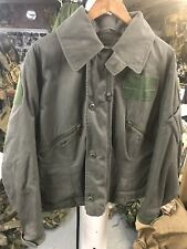 Ex RAF Aircrew MK3 Cold Weather Flying Jacket With Velcro Patches Size Medium 8