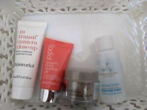 Skin care bundle New 4 items Inc this works, radial, aromatherapy associates