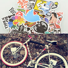 30 Pieces Stickers Skateboard Snowboard Graffiti Laptop Luggage Decals mix Lot