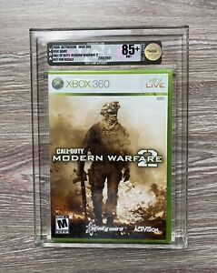 Call of Duty: Modern Warfare 2 MW2-Xbox 360-Not For Resale-SEALED VGA 85+ Gold