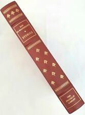 Franklin Library Stories Guy De Maupassant 100 Greatest Books Full Leather 1980