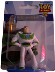 Buzz Lightyear - Toy Story 4 - Mattel Action Figure / Cake Topper
