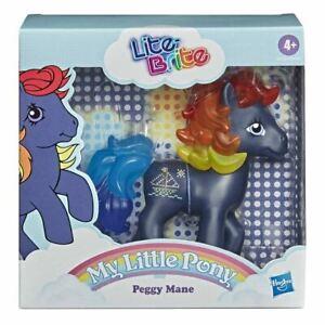 My Little Pony Retro Lite-Brite Peggy Mane