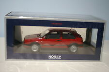 Volkswagen Golf MK2 GTI 1990 RED NOREV 1:18 scale 188438