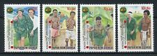 Papua New Guinea PNG 2017 MNH WWII WW2 Battle of Kokoda 4v Set Military Stamps