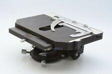 Nikon Mechanical Stage Condenser Holder For Microphot Safxfxa Microscope 21502
