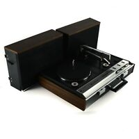 Panasonic SG-635 Turntable Stereo Battery Portable Record Player Speakers