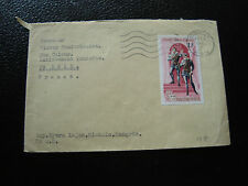 HONGRIE - enveloppe 1968 (cy67) hungary