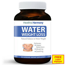 Best Water Pills - Natural Diuretic: Helps Relieve Bloating, Swelling & Water Re