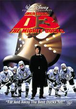 D3: The Mighty Ducks (DVD,1996)