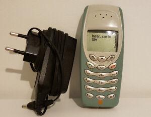Nokia 3410 télépone vintage H.S.