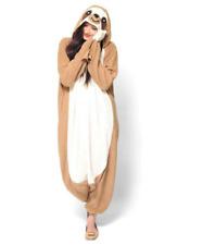 Cute Adult Kids Sloth Onesie0 Animal Costume Kigurumi Pyjamas Cosplay