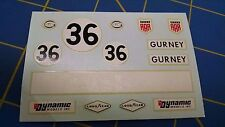 A Colortone 16811 36. Gurney. Decals from Mid America Naperville