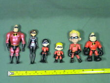 The Incredibles action figure toy lot