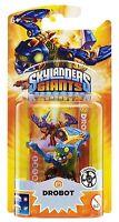 NEW! Skylanders Giants DROBOT Lightcore Gaming Action Figure