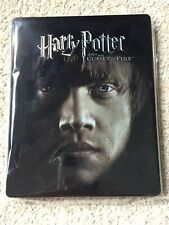 Harry Potter and The Goblet Of Fire FutureShop Steelbook