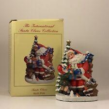The International Santa Claus Collection -- North Pole -- Santa Claus Figurine