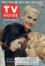 1959 TV Guide December 5 - Dobie Gillis; James Franciscus;Untouchables;Ward Bond