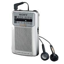Sony radio Srfs26sblsye plata para (mar)