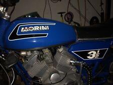 Aufkleber Moto Morini 3 1/2– Tank und Seitendeckel
