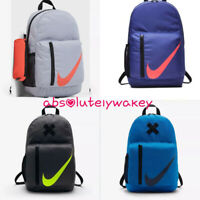 Nike Elemental Rucksack Backpack Sports School Gym Unisex Bag Outdoor