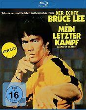 § Blu-ray * BRUCE LEE - MEIN LETZTER KAMPF (UNCUT) # NEU OVP