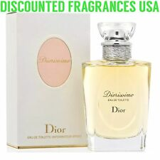 CHRISTIAN DIOR  DIORISSIMO WOMEN EDT SPRAY 3.3 / 3.4 OZ /