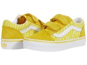 Girl's Sneakers & Athletic Shoes Vans Kids Old Skool V (Little Kid)