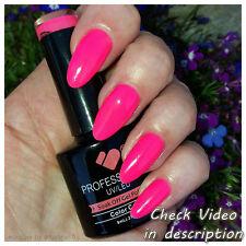 Línea 808 vb ™ se recatado Hot Pink - 8ml Esmalte Gel de Uñas-desde www-vbline-UK