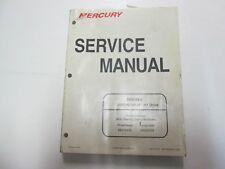 Mercury Service Shop Manual Models 210/240 HP M² Jet Drive 90-877837 OEM