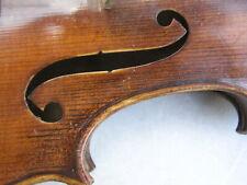 sehr schöne alte Geige