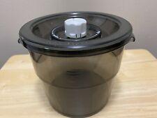 New listing FoodSaver 2 Qt. Round Vacuum Canister Model # Vac 1050. New