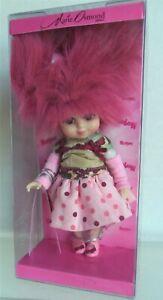"Marie Osmond 6"" Adora Belle MOP TOP RUELLA RASPBERRY Doll MIB in Box"