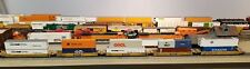 HO Athearn Trailer Train Well Cars Double Stack w 11 Containers