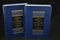 Funk & Wagnalls New Encyclopedia First Edition Volumes 1 & 2 A-American-Assinib