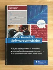 Handbuch für Softwareentwickler - Für Studium und Beruf / Rheinwerk Computing
