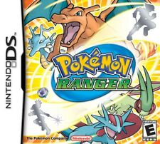 Pokemon Ranger - Nintendo DS Game